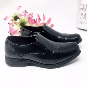 Perry Ellis Samuel Black Dress Shoes Sz 3